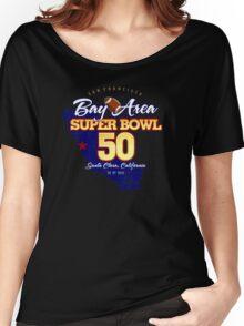 Super Bowl 50 II Women's Relaxed Fit T-Shirt