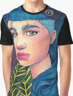 Art Angel Graphic T-Shirt