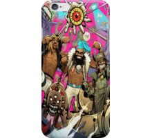 Flatbush Zombies Comic Space Adventure iPhone Case/Skin
