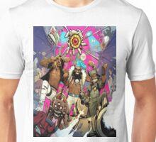 Flatbush Zombies Comic Space Adventure Unisex T-Shirt
