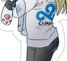Cute Chibi Character Sticker