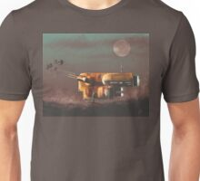 SWFE-71 | Sound Wave Frequency Excavator Unisex T-Shirt
