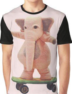 JOHNSON SKATEBOARD Graphic T-Shirt