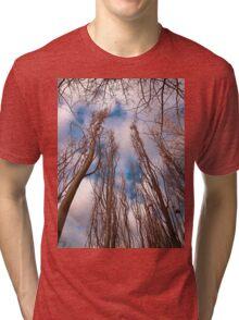 Reaching Tri-blend T-Shirt