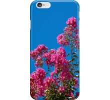 Crepe Myrtle flowers..... iPhone Case/Skin