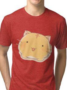 Poyopoyo cute cat Tri-blend T-Shirt