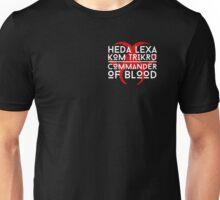 Commander Of Blood Unisex T-Shirt