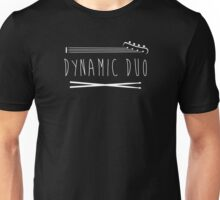 The Dynamic Duo Unisex T-Shirt