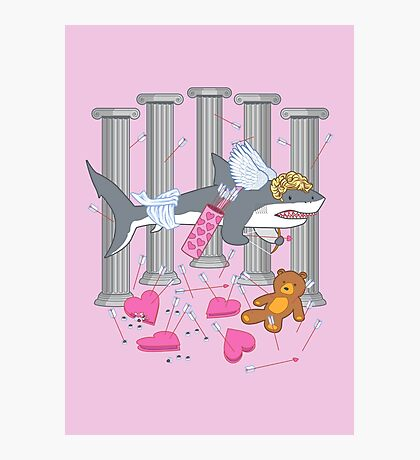 The Cupid Shark Photographic Print