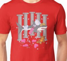 The Cupid Shark Unisex T-Shirt