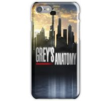 Grey's Anatomy   iPhone Case/Skin