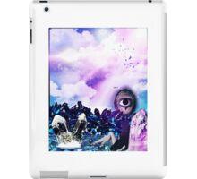 beautiful dream / horrible nightmare  iPad Case/Skin