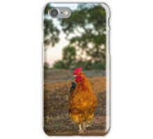 Rooster... iPhone Case/Skin