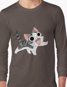 Chi cute cat Long Sleeve T-Shirt