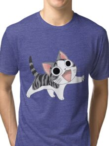 Chi cute cat Tri-blend T-Shirt