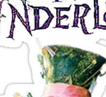Alice in Wahnderland Sticker