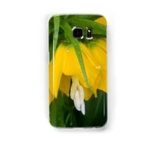 Yellow Crown Imperial   ^ Samsung Galaxy Case/Skin