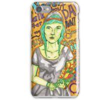 Grimes - Oblivion iPhone Case/Skin