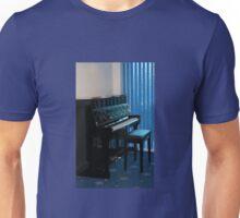 Piano Blues Unisex T-Shirt