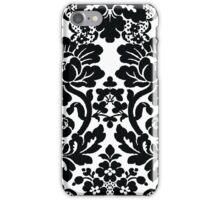 Vinatage Flower pattern iPhone Case/Skin