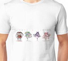 Chibi Date a Live Girls Unisex T-Shirt