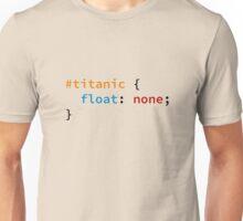 #titanic T-Shirt