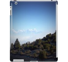 Mt. Everest, are you there? iPad Case/Skin