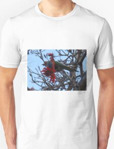 Rosella high in the tree T-Shirt