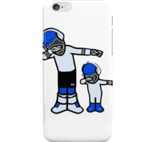 Let's DAB with CAM NEWTON iPhone Case/Skin