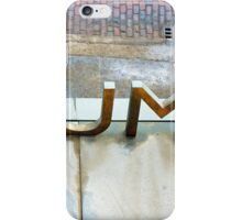 Behind the Music iPhone Case/Skin