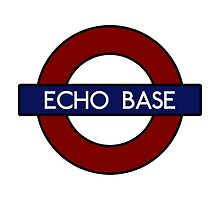 Underground - Echo Base by Bronzarino