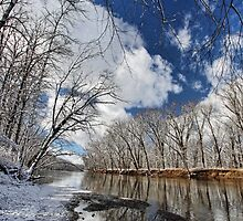 By the river by Dipali S