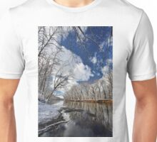 By the river Unisex T-Shirt