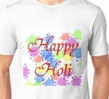 Happy Holi Unisex T-Shirt