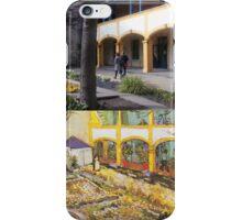Vincent Van Gogh - Hospital in Arles iPhone Case/Skin