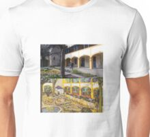 Vincent Van Gogh - Hospital in Arles Unisex T-Shirt