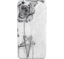 Bleeding rose iPhone Case/Skin