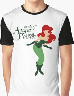 Made of Anger and Poison Graphic T-Shirt
