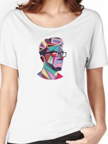 Shape Face Women's Relaxed Fit T-Shirt