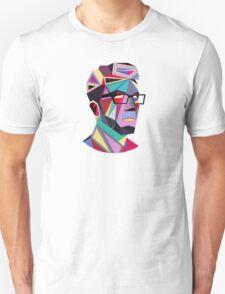 Shape Face Unisex T-Shirt
