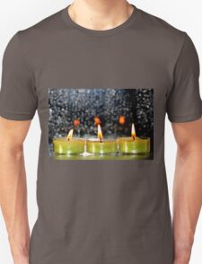 A row of candles T-Shirt