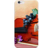 A still life of a Violin iPhone Case/Skin