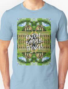 Enjoy Simple Things Marie-Antoinette Hamlet Versailles T-Shirt