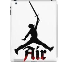 Medieval Jordan iPad Case/Skin