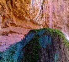 Ribbon Falls Grand Canyon Waterfall Sticker
