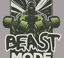 BEAST MODE by Stylishoop