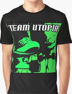 Team Utopia Graphic T-Shirt