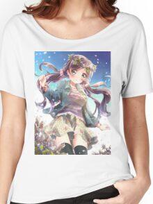 Cute Nozomi  Women's Relaxed Fit T-Shirt