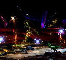 Bioluminescence by Nadya Johnson