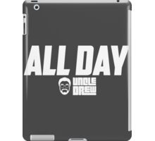 Uncle Drew - ALL DAY iPad Case/Skin